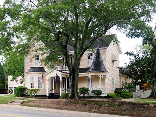 C. E. Corley House, ca. 1895, 808 South Lake Drive, Lexington, SC, National Register