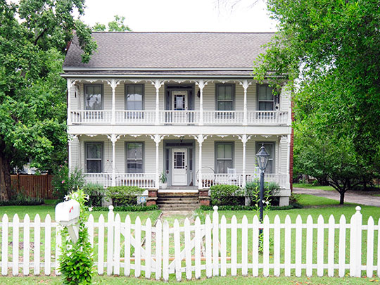 Gunter-Summers House, ca. 1895, 841 Center Street, Lexington, SC, National Register