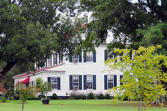 Old Strother Place, ca. 1856, Fruit Hill Road, Saluda, SC, National Register