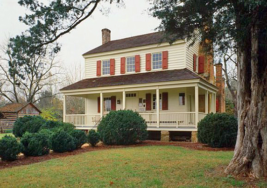 Walnut Grove, Roebuck, SC, National Register