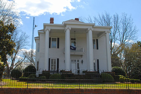 J. Clinton Brogdon House, ca. 1911, 3755 Boots Branch Road, Sumter, SC, National Register