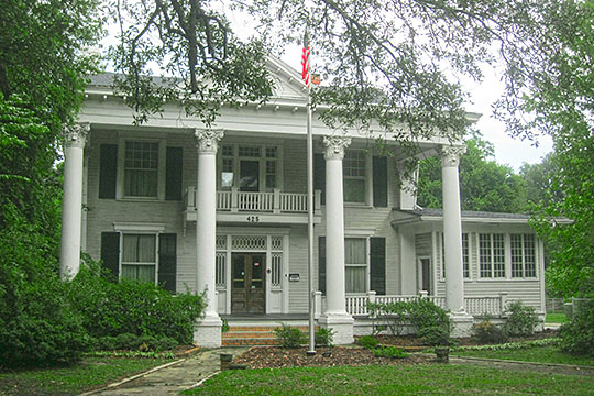 Henry Lee Scarborough House, ca. 1909, 425 North Main Street, Sumter, SC, National Register