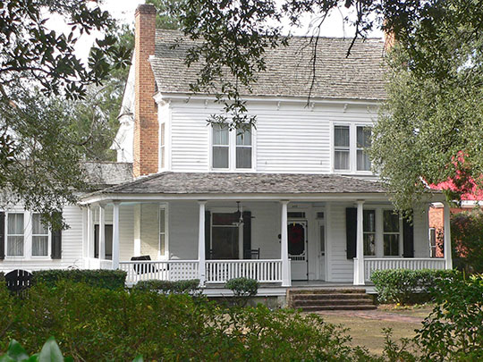 M. F. Heller House (Arrowsmith House), ca. 1845, 405 West Academy Street, Kingstree, SC, National Register