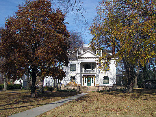 Fishback House, 8th Street, Brookings, South Dakota, Brookings County, National Register
