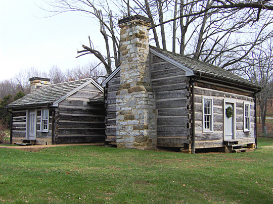 Cordell Hull Birthplace
