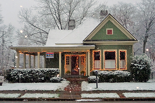 House in Highland Park, Chattanooga, TN,1516 Vance Avenue