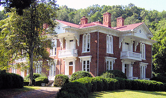 Roderick Butler House, ca. 1870, 309 North Church Street, Mountain City, TN, National Register