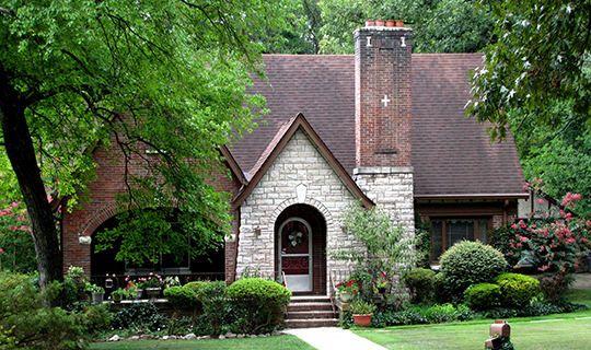 Home on Southwood Drive, ca. 1929, Lindbergh Forest Historic District, Knoxville, TN, National Register