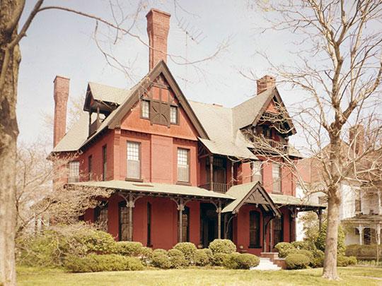 John L. Wisdom House, ca, 1880, 535 East Main Street, Jackson, TN, Historic American Buildings Survey