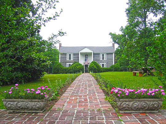 Davies Manor, ca. 1807, 9336 Davies Plantation Road, Memphis, TN, National Register