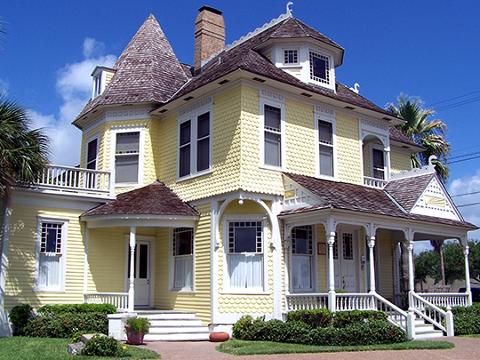 Hoopes-Smith House, National Register, Rockport, TX