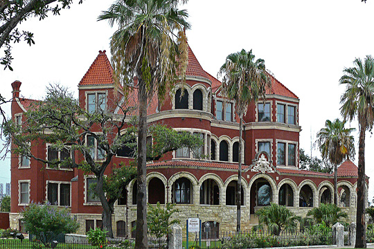 Willis-Moody Mansion, 2618 Broadway, Galveston, TX