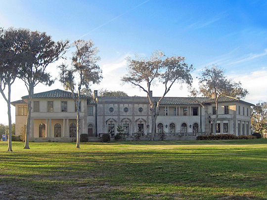 James and Jessie West Mansion, Pasadena, TX
