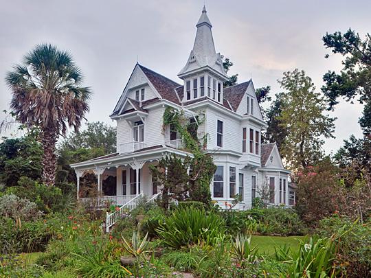 Mansfield House, ca. 1900, 1802 Harvard Street, Houston, TX, National Register