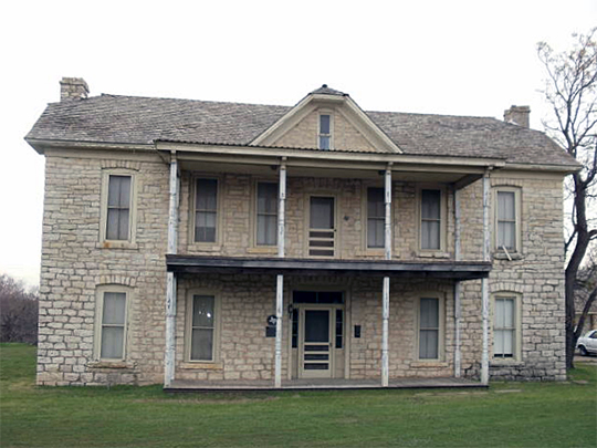 Wright-Henderson-Duncan House, ca. 1870, 703 Spring Street, Granbury, TX, National Register
