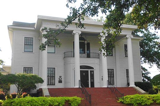 Ramey House, ca. 1903, 605 South Broadway, Tyler, TX, National Register