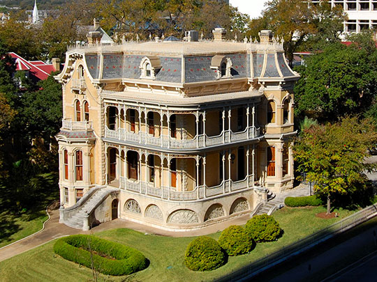 John Bremond House, ca. 1887, 700 Guadalupe Street, Austin, TX