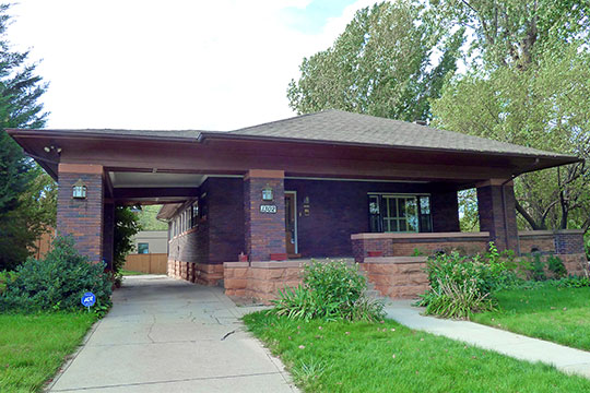 George Albert Smith House, ca. 1914, Yale Avenue, Yalecrest Historic District, Salt Lake City, UT, National Register