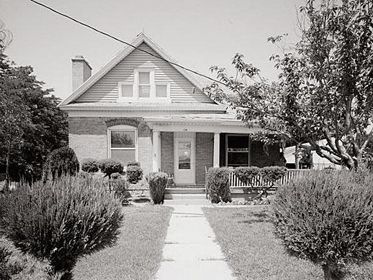 Richard M. Fairbourn Farm House, South Jordan