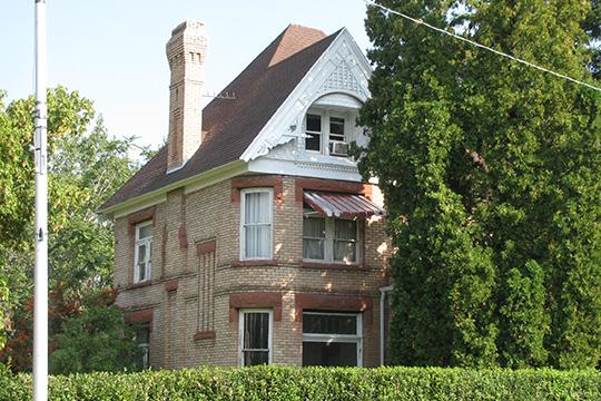 Christopher F. Dixon, Jr., House, ca. 1899, 248 North Main Street, Payson Historic District, Payson, UT, National Register
