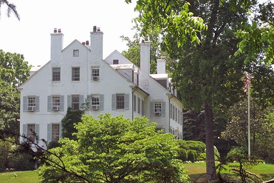 Hickory Hill, ca. 1870, McLean, VA