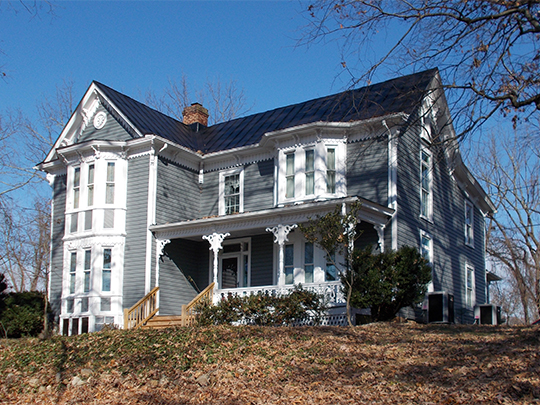 W.N. Seay House, ca. 1889, 245 West 26th Street, Buena Vista, VA, National Register