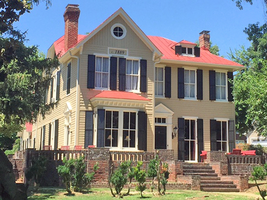 Marburg House (Colonel Charles Euker House), ca. 1889, Bute Lane and Rugby Road, Carrilon Historic District, Richmond, VA.