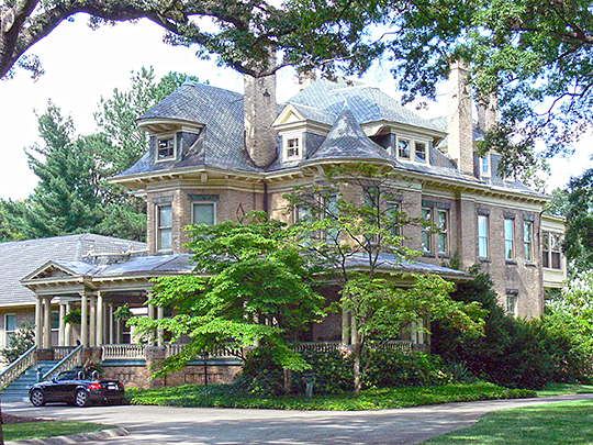 holly lawn, national register,1901,richmond,va