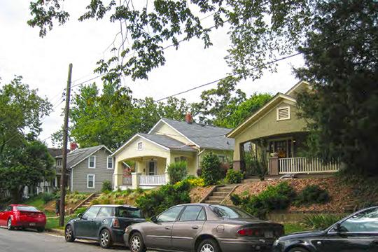 600 Block of West 20th Street, Springhill Historic District, Richmond, VA, National Register