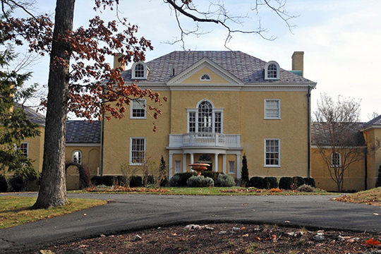 Ellwood, ca. 1911, 17360 Count Turf Place, Leesburg, VA, National Register
