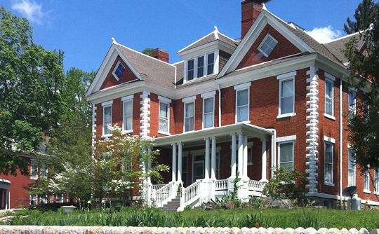 E. M. Fulton House, ca. 1906, 103 West Main Street, Wise, VA, National Register