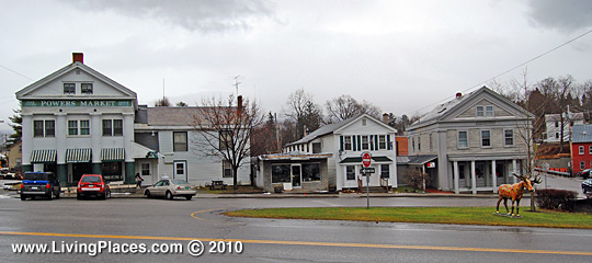 North Bennington Village, Bennington County, VT