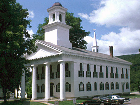 windham county vt courthouse, newfane