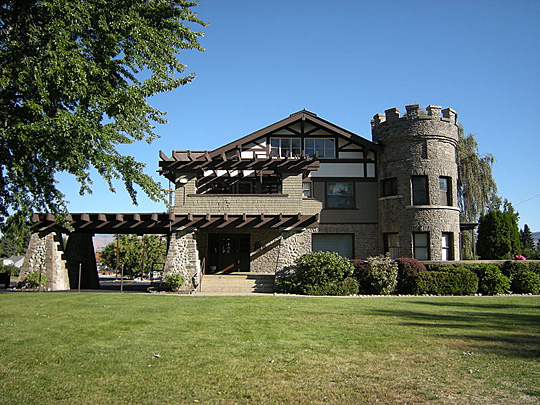 Wells House, Wenatchee, Washington