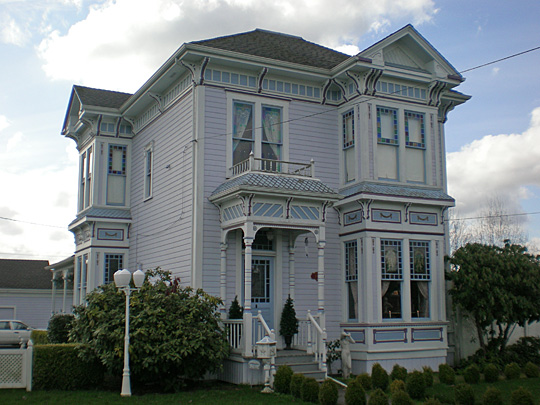 The Herbert Williams House, 1711 Elm Street, Sumner, Washington