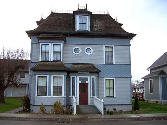 D.O. Pearson House, ca. 1890, Pearson and Market Streets, Stanwood, WA, National Register