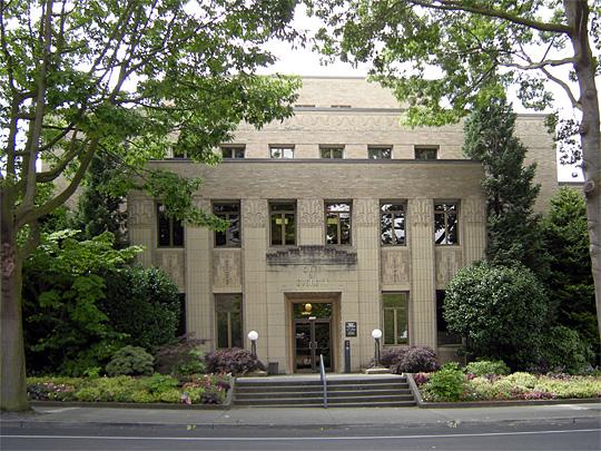 Everett City Hall, 3002 Wetmore Avenue, Everett, Washington