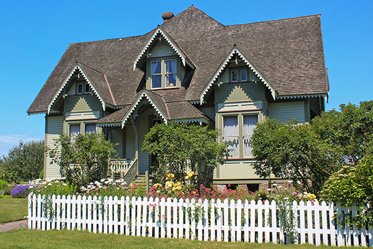 Hovander Homestead (River Lea Farm), ca. 1903, 5299 Neilson Road, Ferndale, WA, National Register