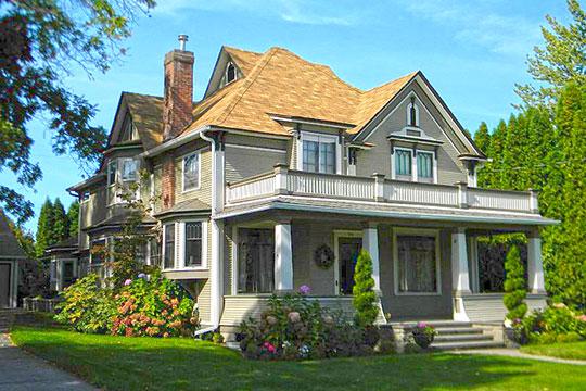 William N. Irish House, ca. 1903, 210 South 28th Avenue, Yakima, WA, National Register