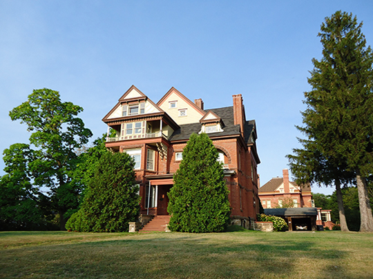 david drummond house,1888,national register,state street, eau claire,wi