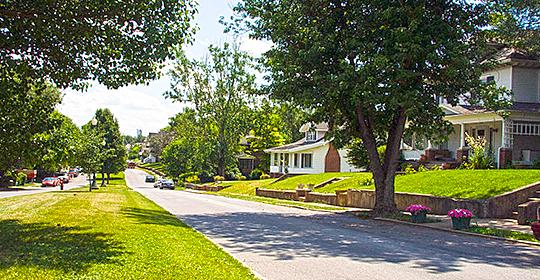 boyd avenue, historic district, national register, martinsburg, berkeley county, west virginia