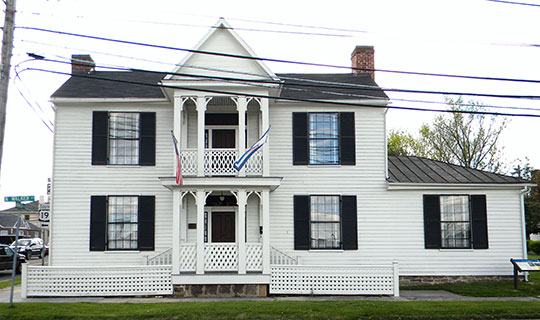 Dr. Robert B. McNutt House, ca. 1840, 1522 North Walker Street, Princeton, WV, National Register