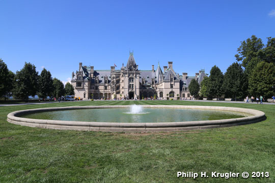 Biltmore Estate, Asheville, NC, Philip H. Krugler, photographer