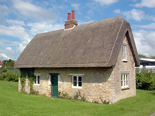 Quainton's Cottage, Cassington Road, Yarnton, Oxfordshire
