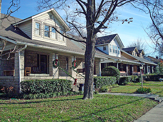 Belmont-Hillsboro Historic District, Nashville, TN