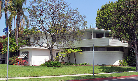 Paul R. Williams Residence, 1690 S. Victoria Avenue, Los Angeles, CA