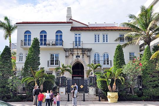 Gianni Versace mansion, South Beach, Miami, Florida
