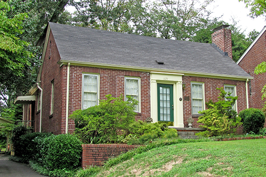 North Hills Historic District, Knoxville, TN