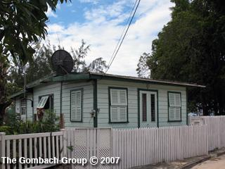 chattel houses