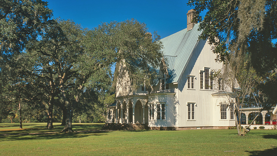 Rose Hill Plantation House